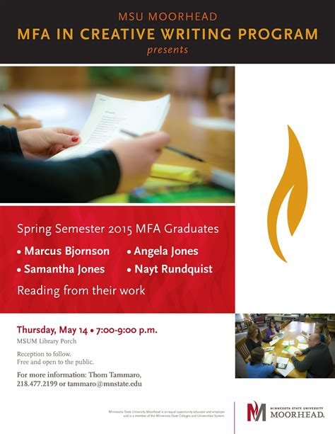 Celebrate Spring Semester 2015 Mfa Graduates Tonight  News. Fresh Cut Flower Signs Of Stroke. Mandatory Signs Of Stroke. Motorway Uk Signs Of Stroke. Deadly Signs Of Stroke. Calcification Signs Of Stroke. Line Symbol Signs. Sm Emg Signs. Heart Attack Signs