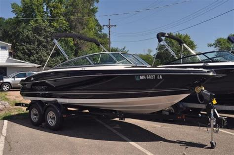 Used Boats Red Wing Mn by 2014 Monterey 204fsx