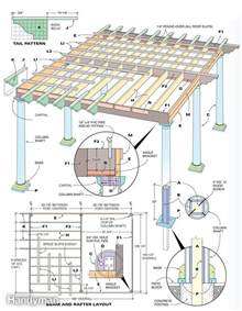 woodworking pergola construction plans diy pdf woodworking blueprints and projects