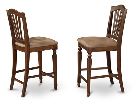 set of 4 kitchen counter height bar stool chairs