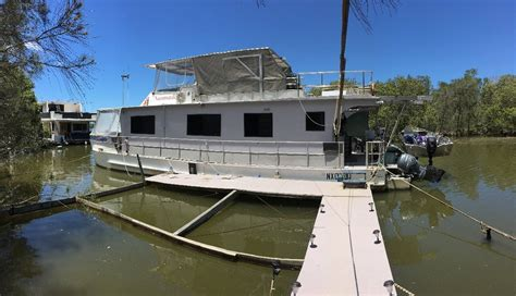 Catamaran Houseboat For Sale by Eagle Catamaran 45 Houseboat For Sale Horizon Shores