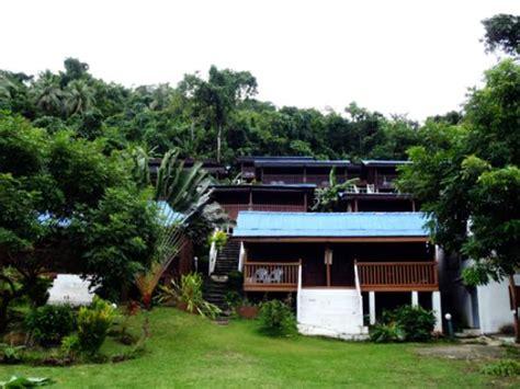 mohsin chalets pulau perhentian kecil malaysia resort