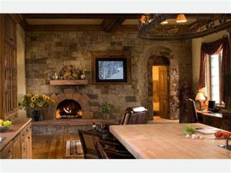 Country Kitchen Fireplace Home Center Furniture Fontana Ca Office Fitted Suppliers Trends Outdoor Custom Bar The Depot Homes To Go Big Bazaar Decor