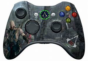 Assassin's Creed 3 Controller by DeathDragun on DeviantArt