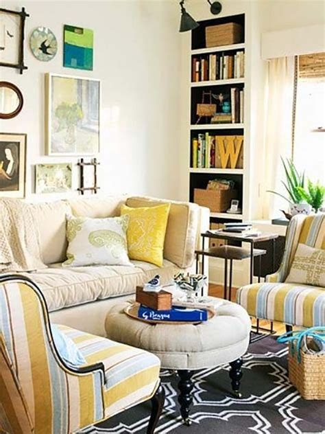 38 small yet cozy living room designs