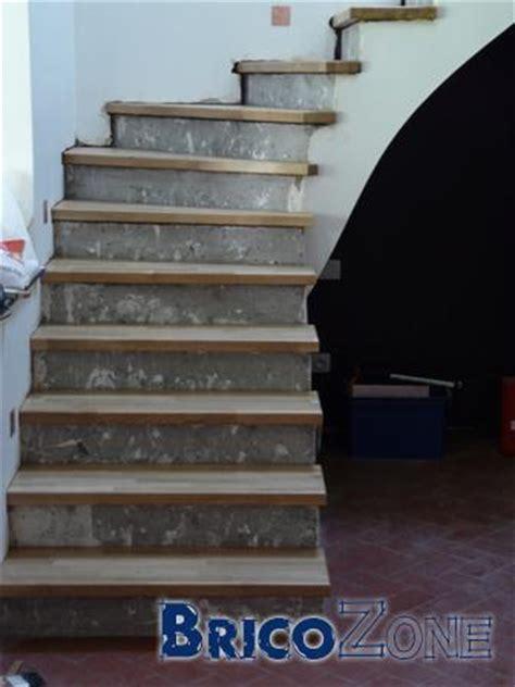 recouvrir un escalier b 233 ton avec du bois