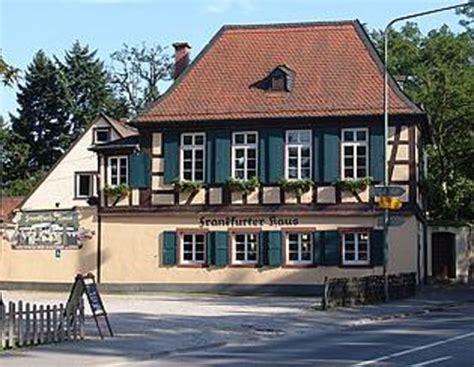 Frankfurter Haus, Neuisenburg Restaurantbeoordelingen