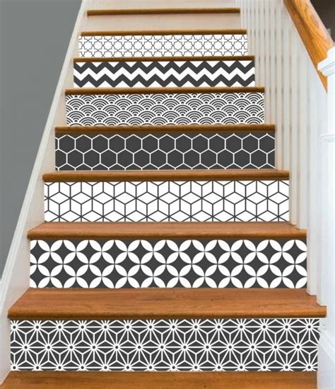 best 25 stickers escalier ideas on vinyle autocollant stickers carrelage and
