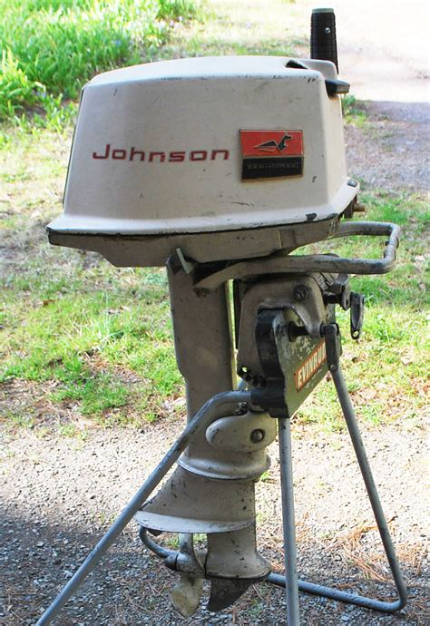 20 Horse Johnson Boat Motor by How To Tell Year Of Johnson Outboard Motor Impremedia Net
