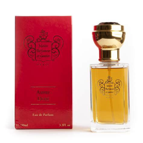 eau de toilette 100 ml maitre parfumeur et gantier ambre dor 233