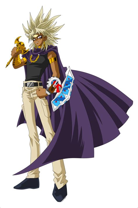 yami marik 100 by dragonballzcz on deviantart