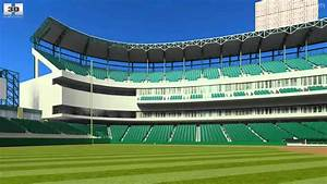 US Cellular Field Chicago Baseball Stadium by 3D model ...
