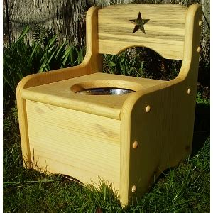 solid wood potty chair usa made children s potty chair baby eco trends