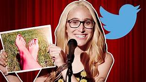 If Twitter Was An Open Mic - YouTube