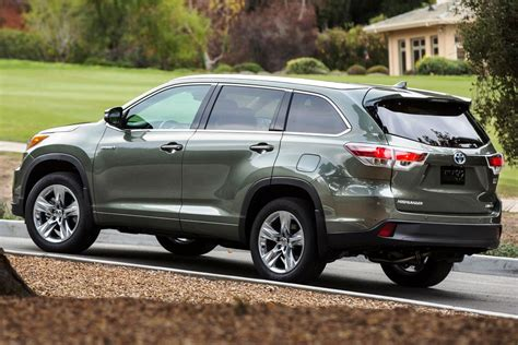 Toyota Suv  Bing Images