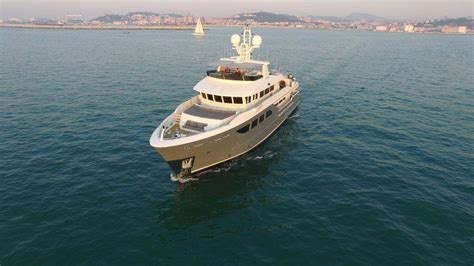 Motorjacht In Storm by Motor Yacht Storm Cantiere Delle Marche Yacht Harbour
