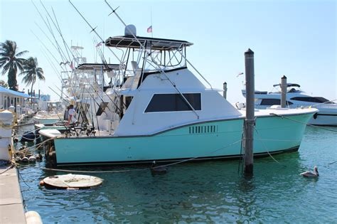 Boat Rental Miami Beach Fl by Rent A Hatteras Sportfishing Yacht 45 Motorboat In Miami
