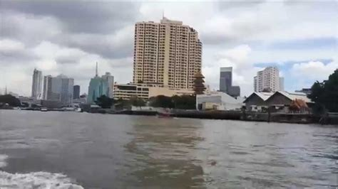 Boat Tour Youtube by Bangkok Thailand Tourist Boat Tour Youtube