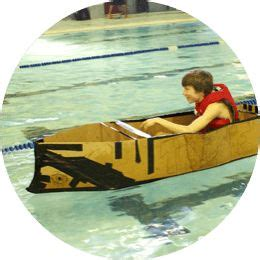 Cardboard Boat Videos by Cardboard Boat Races And Video Challenges Design And