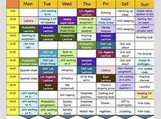 Timetable Creation – Some Tools and Tips to Get it Right