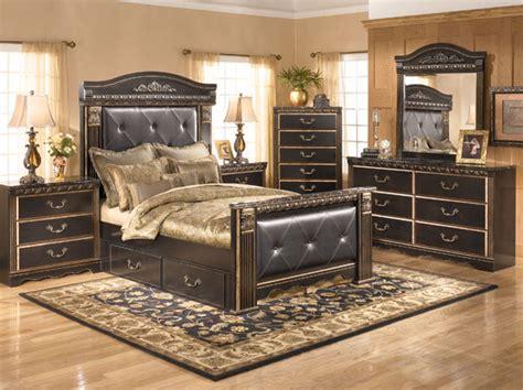 coal creek storage collection b175 bedroom set