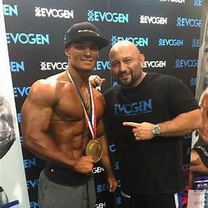 Coach Hany Rambod And Team Evogen Nutrition Win Big At The ...