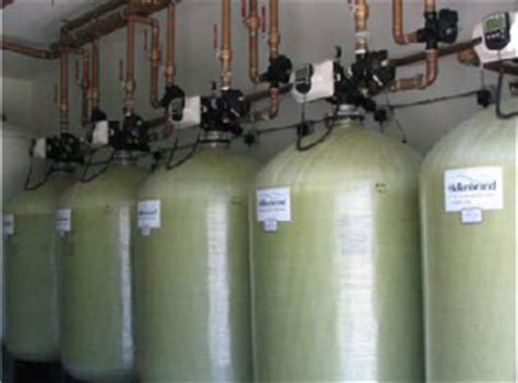 commercial iron curtain filter systems by premier water