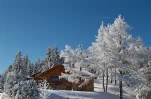 chalet savoyard sous la neige serial pictures