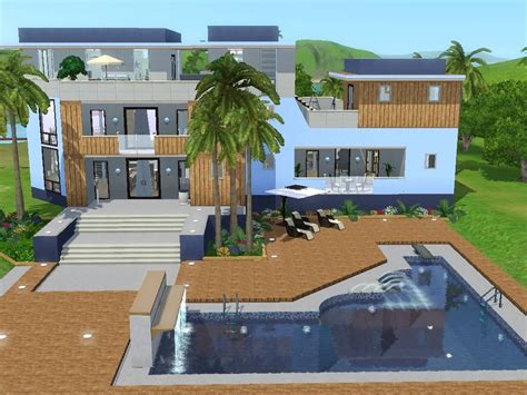 Sims 4 Haus Ideen