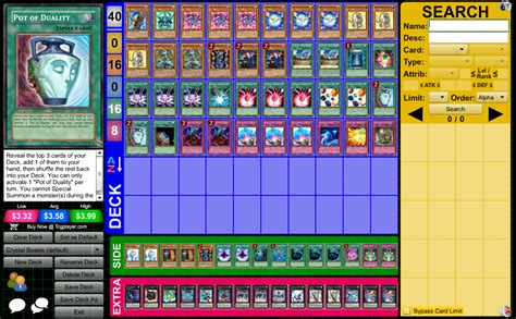 my beasts deck pojo forums