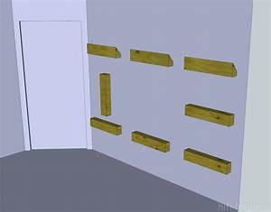 Schrank An Der Wand Befestigen : balken an wand befestigen wohn design ~ Markanthonyermac.com Haus und Dekorationen