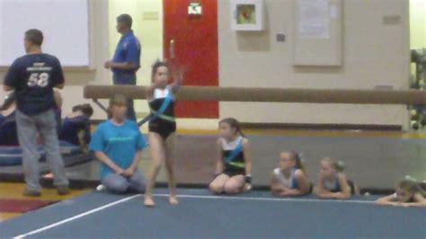 level 3 gymnastics floor routine