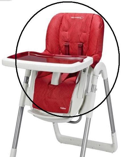 housse de chaise haute om 233 ga b 233 b 233 confort les b 233 b 233 s du bonheur