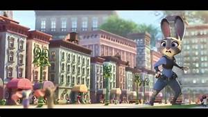 Zootopia Clip: Chase Scene - Box Office Buz