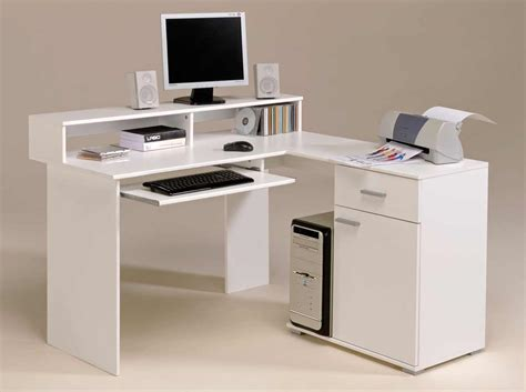 white l shaped computer desk with hutch hostgarcia