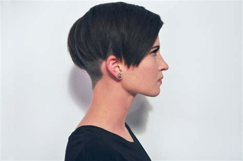 19 Undercut Pixie Cuts For Badass Women 2017 How To Make Daniel Padilla Hair Best Color For Tan Skin And Brown Eyes Style Shoulder Length Hairstyles Jet Black With Blonde Bangs Bun Maker Long Wedding Updos Medium Fine Pictures Short Round Faces Asian 2016