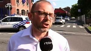 Réaction du porte-parole de la police de Charleroi David ...