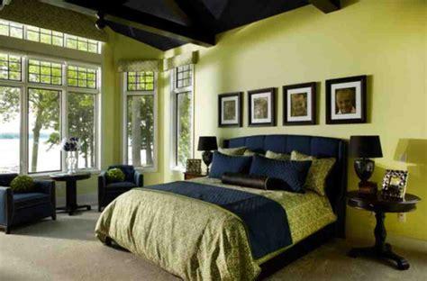 Neon Green And Black Bedroom