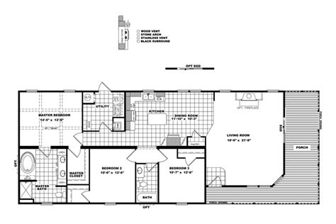 clayton home floor plan manufactured homes modular homes mobile homes