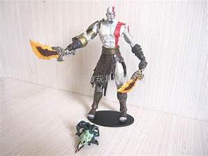 NECA Brand with 20cm blister card package of Kratos for ...
