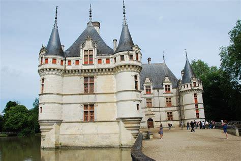 great castles gallery ch 226 teau d azay le rideau indre et loire