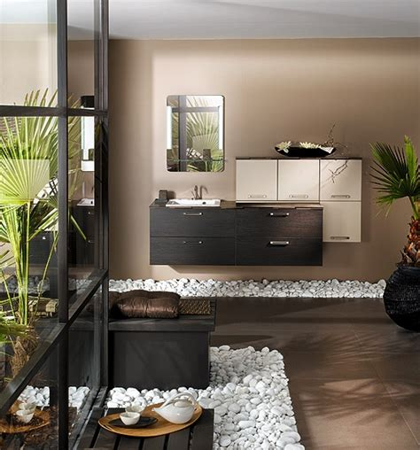 salle de bain zen aubade photo 1 25 une magnifique salle de bain zen avec des galets