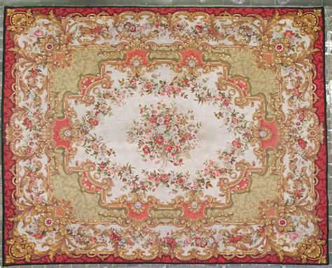 tapis aubusson les ateliers d aubusson est connu au d 233 but