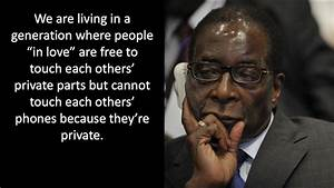 19 Legendary Quotes by Robert Mugabe - Thedailytop.com