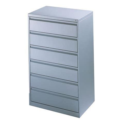 armoire acier armoire pour registres en papier tiroirs sur roulettes enti 232 rement extensible
