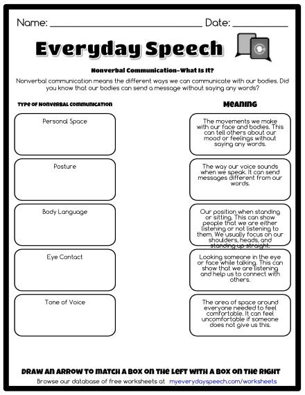 Assertive Communication Worksheets  Download Them And Try To Solve