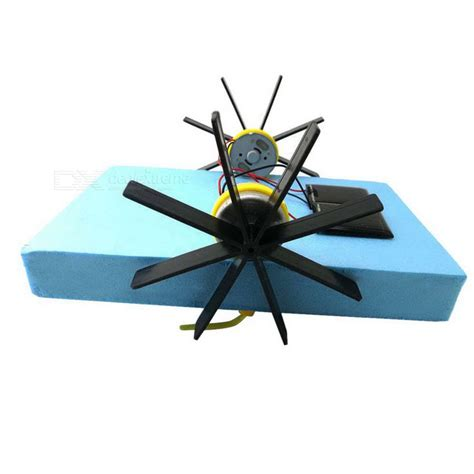 Solar Powered Toy Boat by Solar Powered Assembly 2 Motor Paddle Wheel Boat Diy Kit