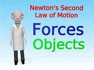 Tutorial on Newton's second law of motion - learnwithmac.com