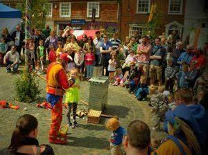 Medieval Jester & Festival Entertainer