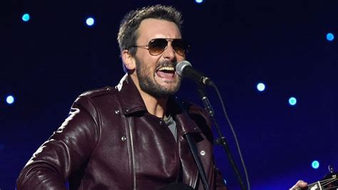 Twitter Was Not Impressed With Eric Church's Thanksgiving